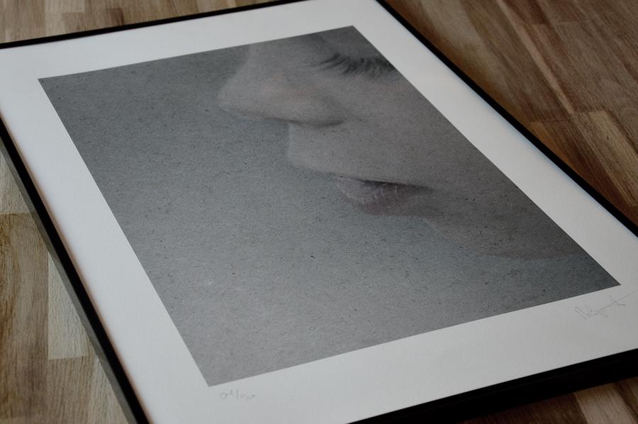 Cadre de galerie pour image 60 x 40 cm
