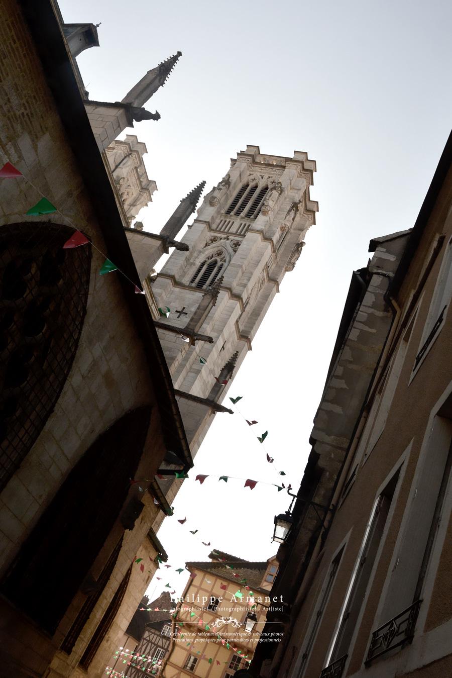 La Cathédrale de Chalon-sur-Saône