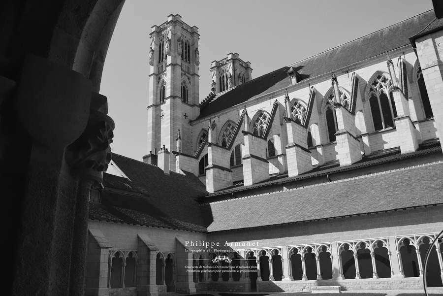 Exposition de photos de la Cathédrale Saint-Vincent à Chalon-sur-Saône