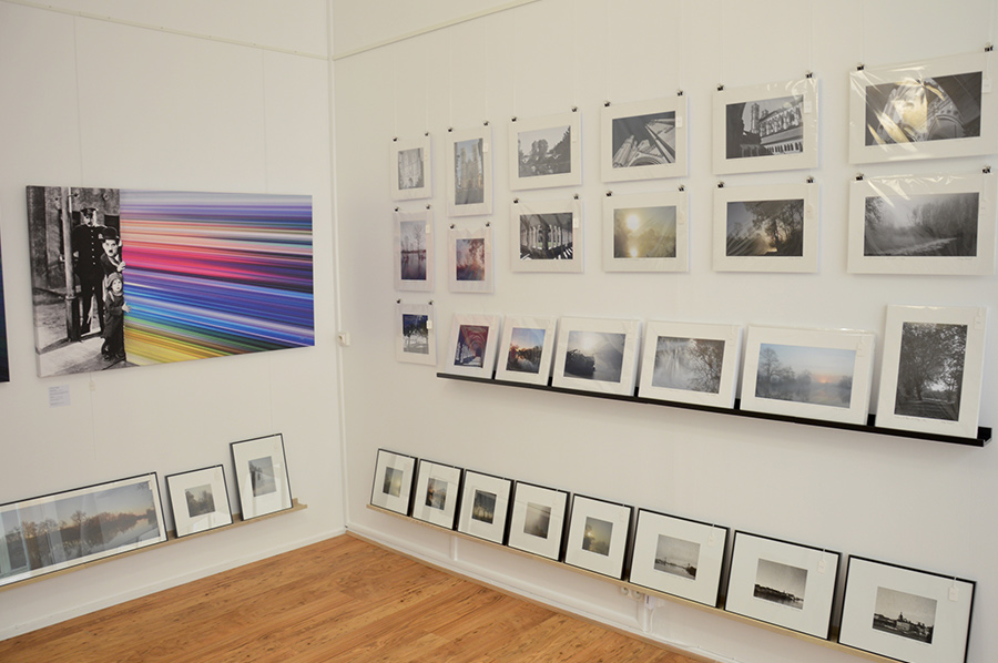 Visite galerie à Chalon sur Saône
