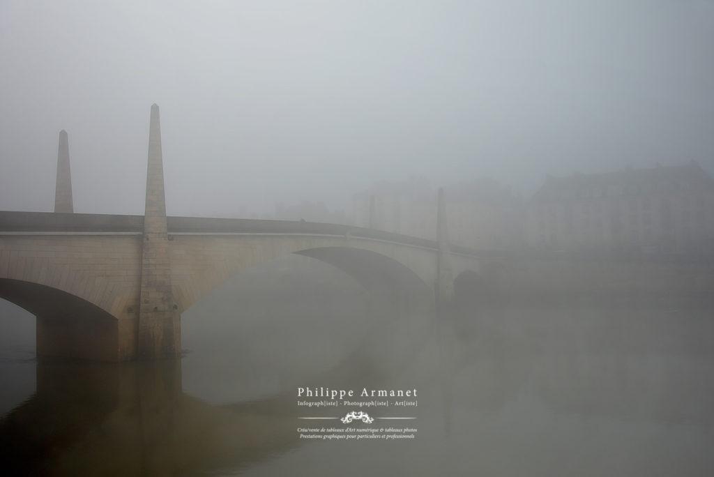 Le pont Saint-Laurent de Chalon-sur-Saône