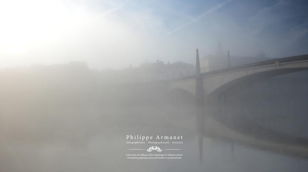 Photo du Pont Saint Laurent à Chalon sur Saône