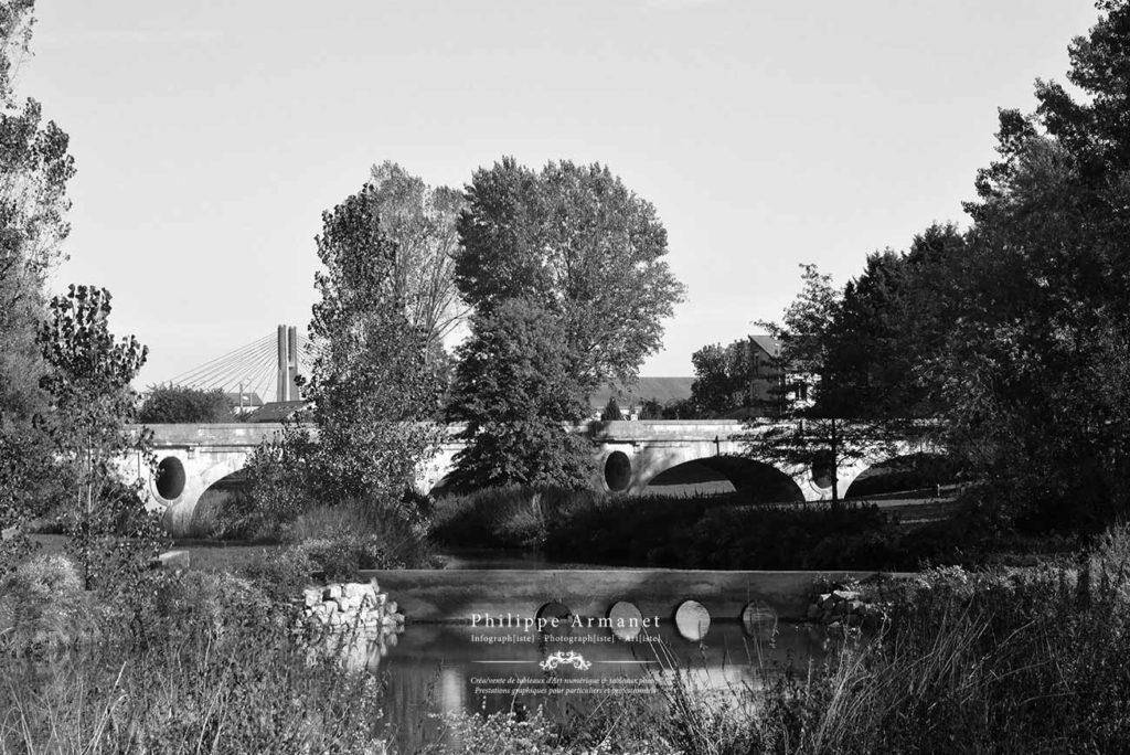 Photo rare de Chalon-sur-Saône