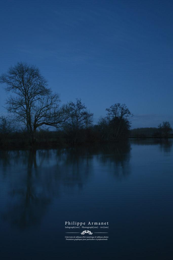 Photographie de paysage en Saône-et-Loire. Tous droits réservés : Philippe Armanet.