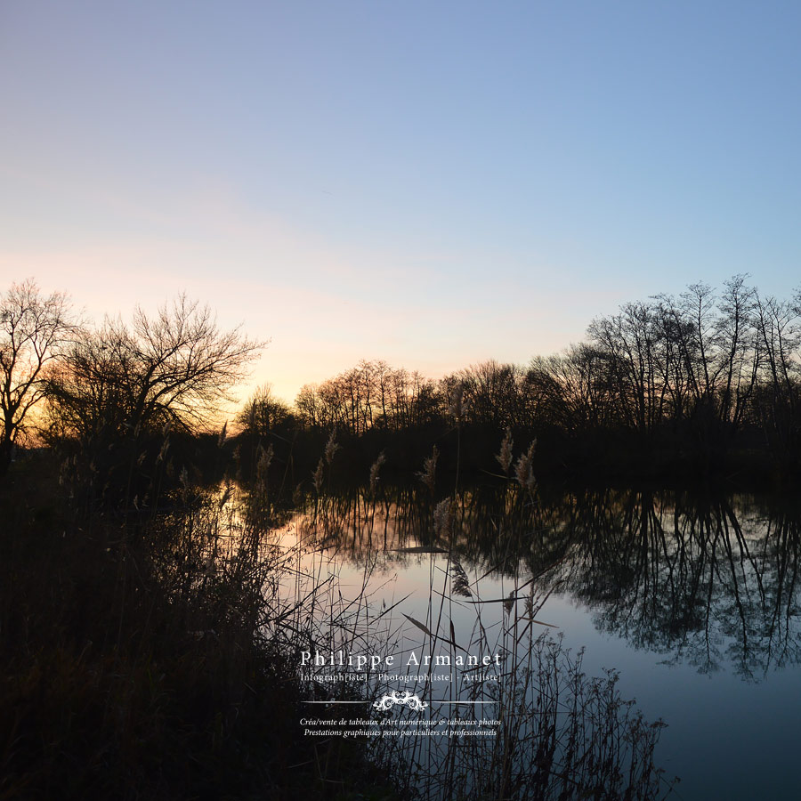 La Saône et Loire en photo, tirage limité