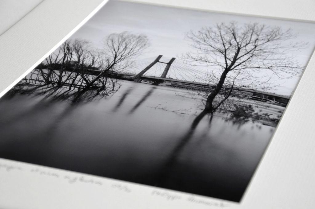 Le pont de Bourgogne à Chalon sur Saône.