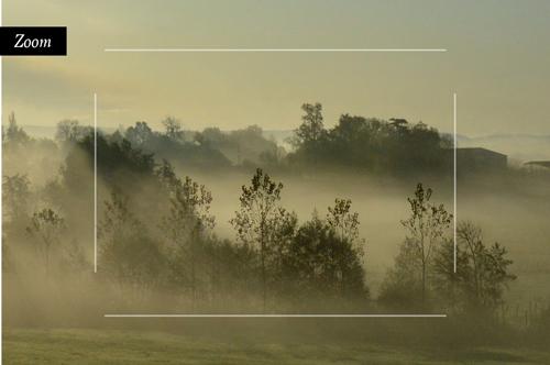 Brumes et brouillards en Bresse
