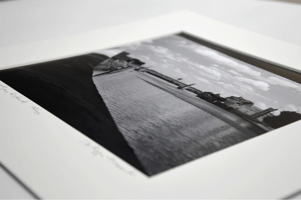 Photo de Chalon-sur-Saône en édition limitée. Tous droits réservés : Philippe Armanet.