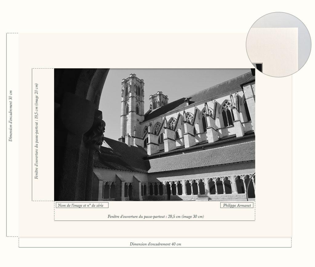 Photo de la Cathédrale Saint-Vincent de Chalon-sur-Saône et son Cloître