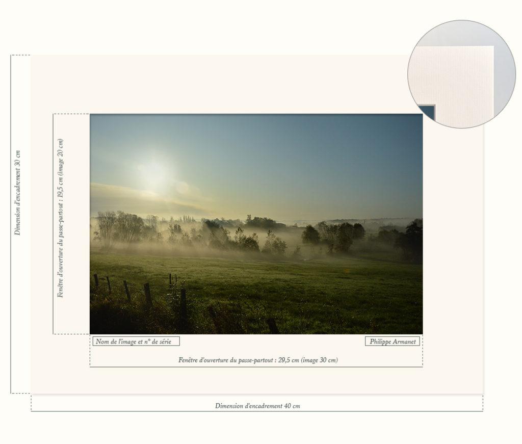 Photo de brumes et brouillards en Bresse Louhannaise