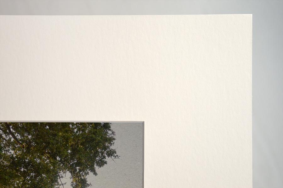 Papier d'Art photographique.